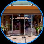 Белворота - Автоматические двери