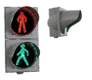 Светофор пешеходный дорожный